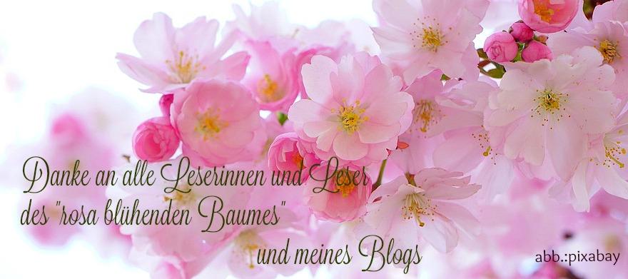 """inspirierender zierkirschen-zauber – danke an alle """"rosa blühender ..."""